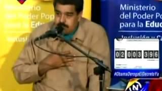 Maduro: Globovisión es una pérdida total para la patria