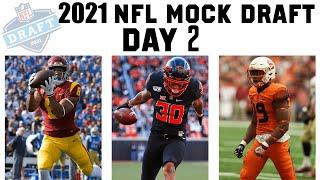 2021 NFL Mock Draft | Day 2