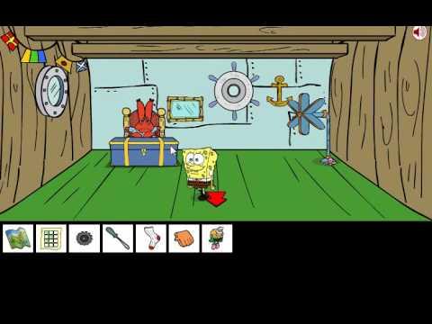 Bob Esponja Saw Game Juegos De Inkagames Parte 1 Youtube