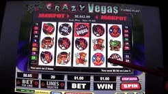 Crazy Vegas FREE MOBILE & ONLINE rtg Casino Games