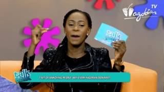 TALK TALK - Celebrity Totori 7 set of annoying people in Nigeria  Wazobia TV