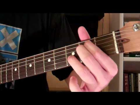 How To Play the Em7 Chord On Guitar (E Minor 7)
