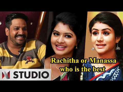 Manassa or Rachitha - who is the best - Director Parveen bennett Exclusive interview