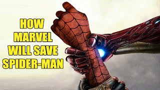 How Marvel Will Save Spider-Man w/ Cinematic Spider-Verse (Maybe)