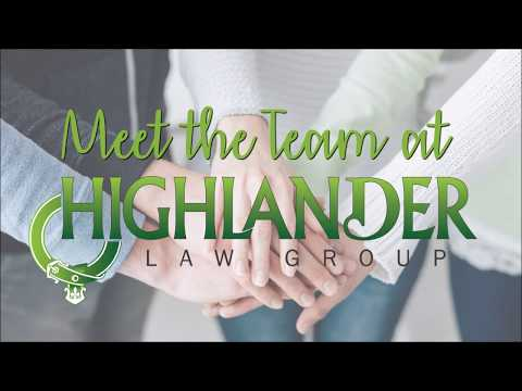 Meet Shannon - Paralegal at Halifax, Nova Scotia law firm Highlander Law Group
