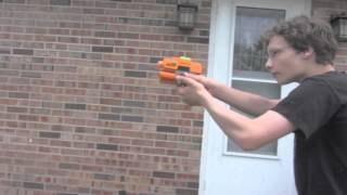NERF Guns that Shoot Real Bullets (Unfinished)
