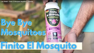 Last Shield - Finito El Mosquito Repellent - Granular