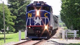 Fast Amtrak Trains ft. 80 Carolinian, 73, 74, & 75 Piedmont