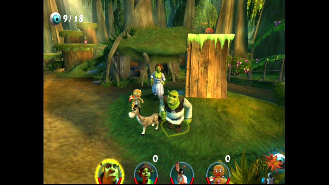 Shrek 2 - Download game PS3 PS4 RPCS3 PC free
