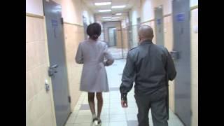 Оперативная съемка задержания чернокожих проституток в Курске