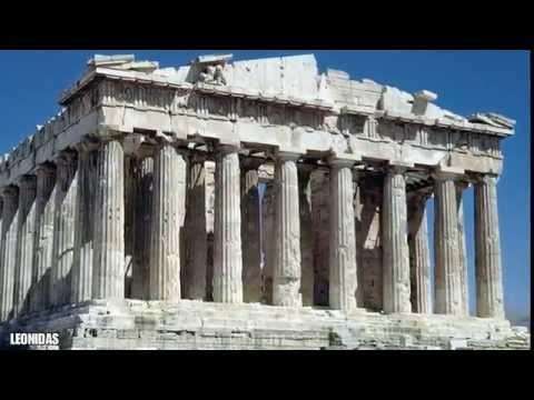Tenishia - Shores Of Eden (Original Mix) Greece  Ancient Monuments
