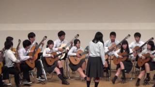 09 アストゥリアス Asturias (Leyenda) : イサーク・アルベニス Isaac Albéniz 静岡県立静岡高等学校ギター部