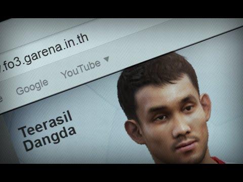 """FIFA Online 3 : สัมผัส """" ธีรศิลป์ แดงดา """" ครั้งแรก นักเตะขวัญใจคนไทย"""