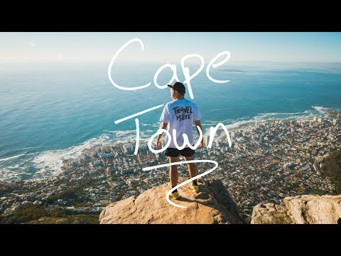 Southern Africa Series Part 1: Cape Town, South Africa || Travel VLOG