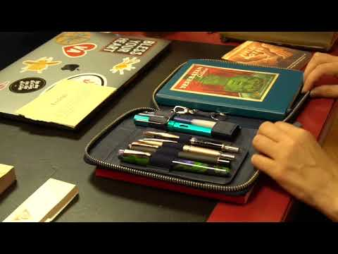 the inkwell episode 1- Safe passage for all pens and papers