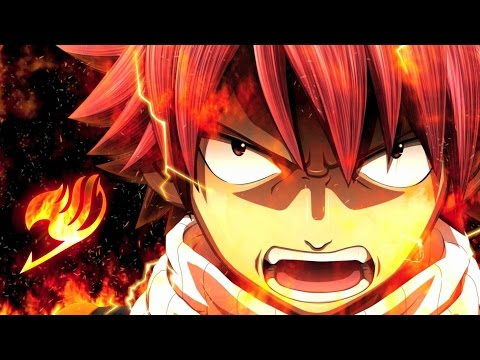 Fairy Tail | Top 10 Natsu Badass Moments | Part 1/2