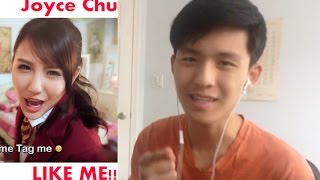 Joyce Chu 四葉草 - LIKE ME!! Cover By JayVinFoong  冯佳文 | @RED PEOPLE