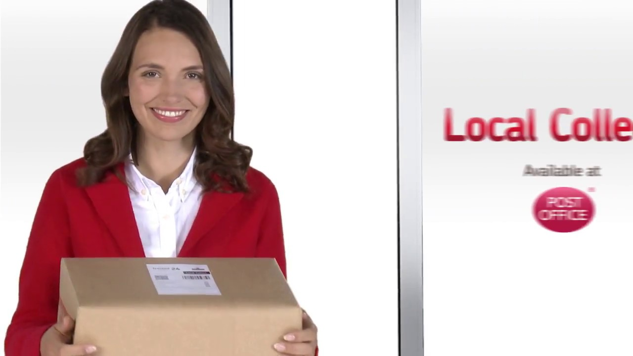 Local Collect® - Easy Parcel Collection Service | Royal Mail Group Ltd