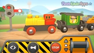 BRIO World: Eisenbahn - App für Kinder - iPad iPhone Android