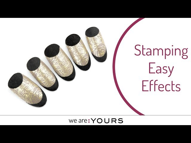 Stamping easy effect