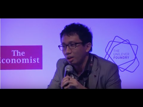 Faeez Fadhlillah, CEO of Tripfez at the M2020 Asia Pacific 2016