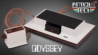 Antiqui'Tech : Odyssey - La première console de jeux de l'histoire !