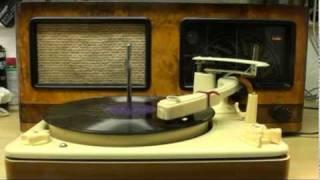 """Per Asplin """"Ain`t misbehavin"""" 78 rpm record"""
