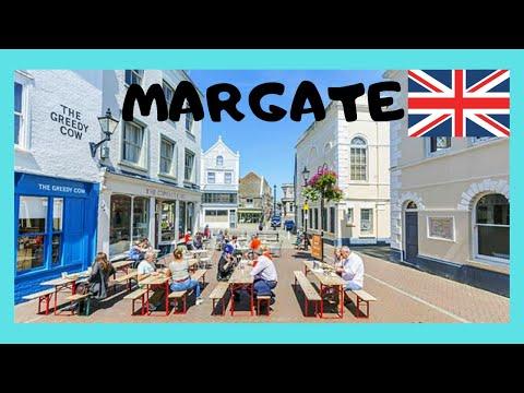 Exploring MARGATE'S beautiful Old Town, KENT (England)