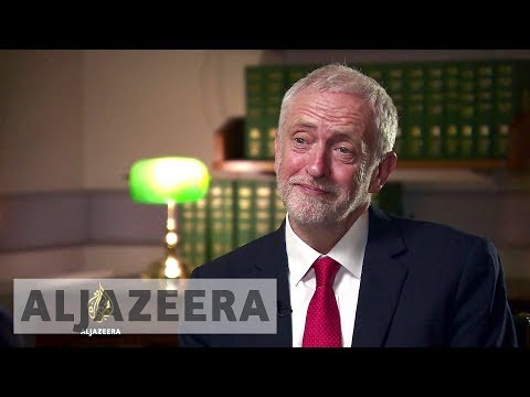 Jeremy Corbyn on UK policies and the GCC crisis - Talk to Al Jazeera