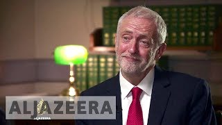 Jeremy Corbyn on UK policies and the GCC crisis - Talk to Al Jazeera