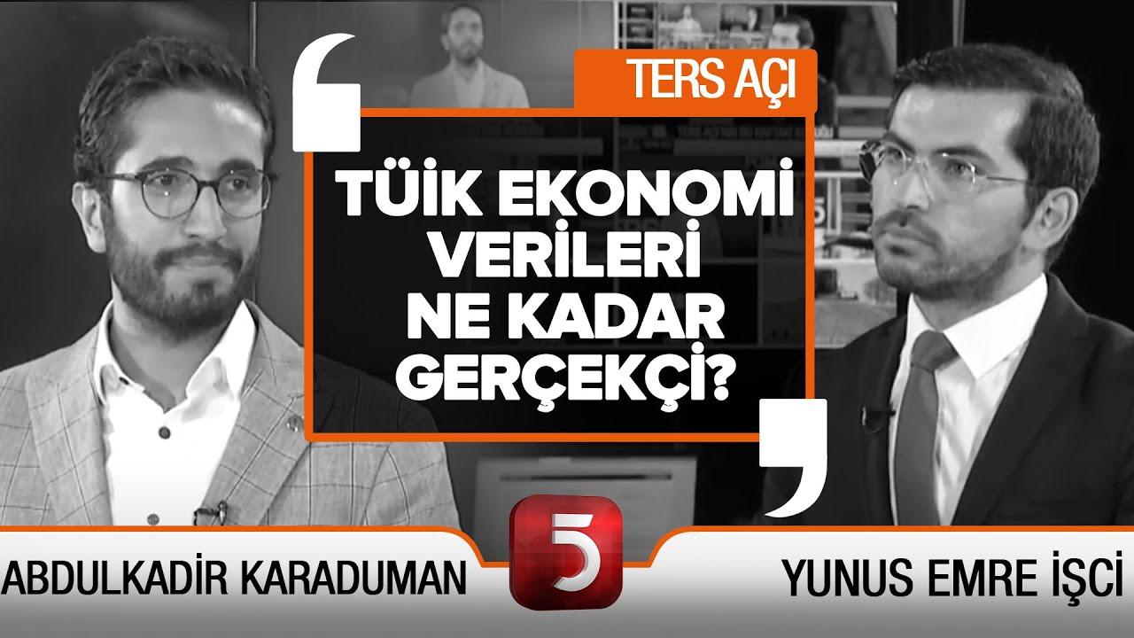 Genç İşsizlik ve Türkiye'nin Ekonomi Tablosu - Ters Açı - Abdulkadir Karaduman & Oktay Gaytancıoğlu