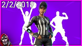 *NEW* CHEER UP & TIME OUT EMOTES! February 2nd New Skins || Daily Fortnite Item Shop