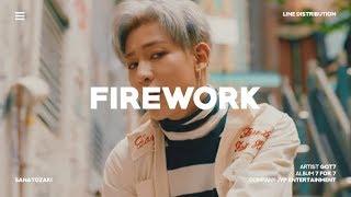 GOT7 (???) - Firework | Line Distribution MP3