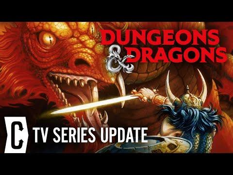 D&D TV Show Update From Series Writer Derek Kolstad