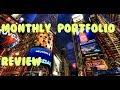 Monthly Portfolio Review -$300