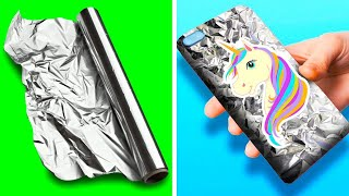 31 CRAZY CRAFTS FOR YOUR PHONE