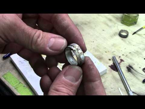 Making my wedding ring