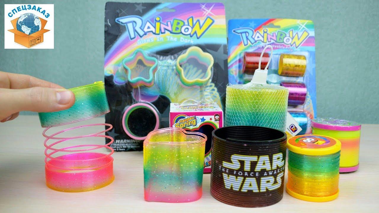 Здесь вы можете купить игрушка радуга пружинка в магазине санкт петербург ул. Подольская д. 1 (м. Технологический ин-т) по выгодной цене с быстрой.