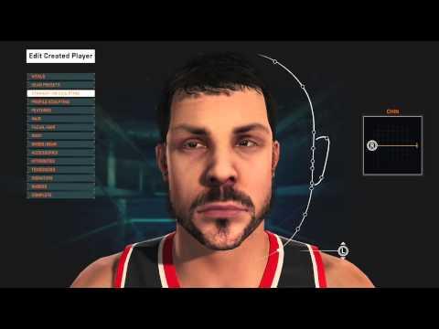 NBA 2K15 HOW TO MAKE MARC GASOL