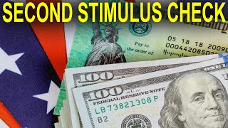 Second Stimulus Check Update May 31st | New Timeline