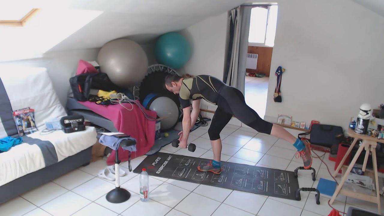 """Circuit training cardio renforcement en 1'/20"""""""