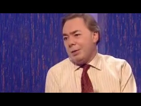 Parkinson: Andrew Lloyd Webber on The Beautiful Game