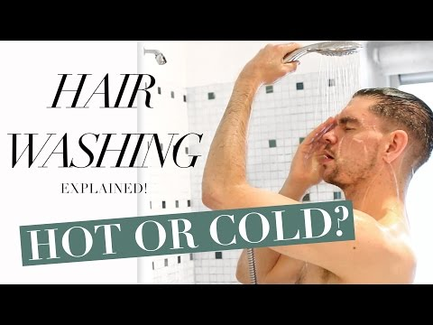 The Correct Temperature To Wash Your Hair | Explained