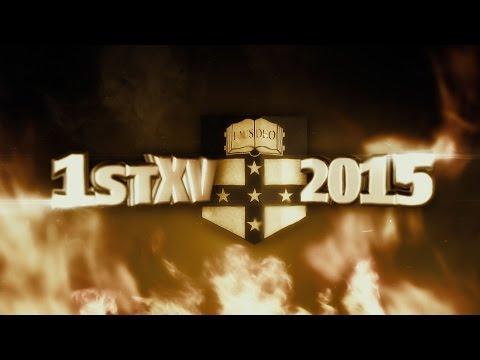 Grammar 1st XV Rugby Highlights 2015