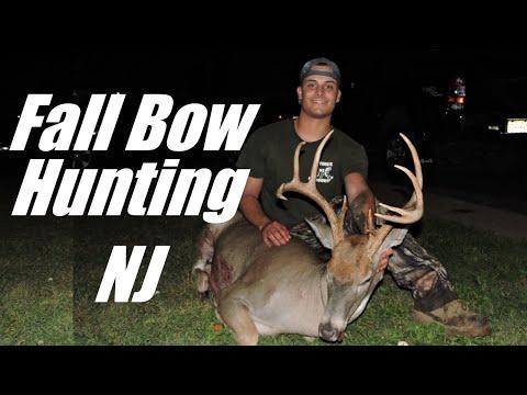 NJ HUNTING 2019 Fall Bow 11 POINTER