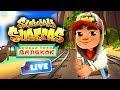 🔴 Subway Surfers World Tour 2017 - Bangkok Gameplay Livestream