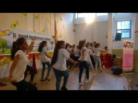 St. Joseph International College Dance Milan Italy 2016 -2