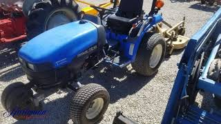 Used 2003 New Holland TC18 in Great Condition For Sale In Millstadt, IL