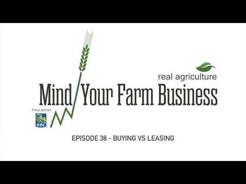 MYFB Ep 38 - Buying vs Leasing - Lance Stockbrugger