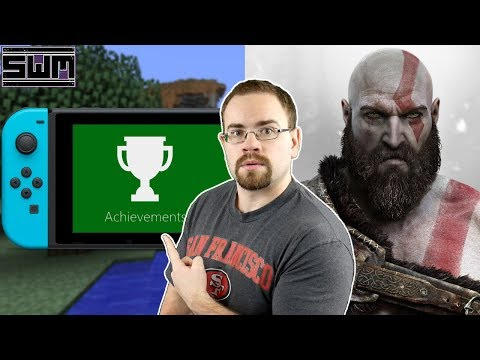 Xbox Achievements On Nintendo Switch?! And God of War Reviews Big! | News Wave
